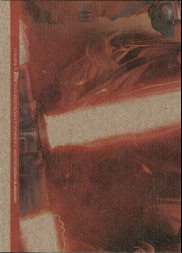 2015-Star-Wars-Journey-to-The-Force-Awakens-Trading-Card-Pick miniature 167