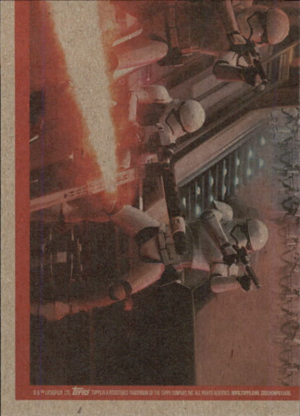 2015-Star-Wars-Journey-to-The-Force-Awakens-Trading-Card-Pick miniature 173