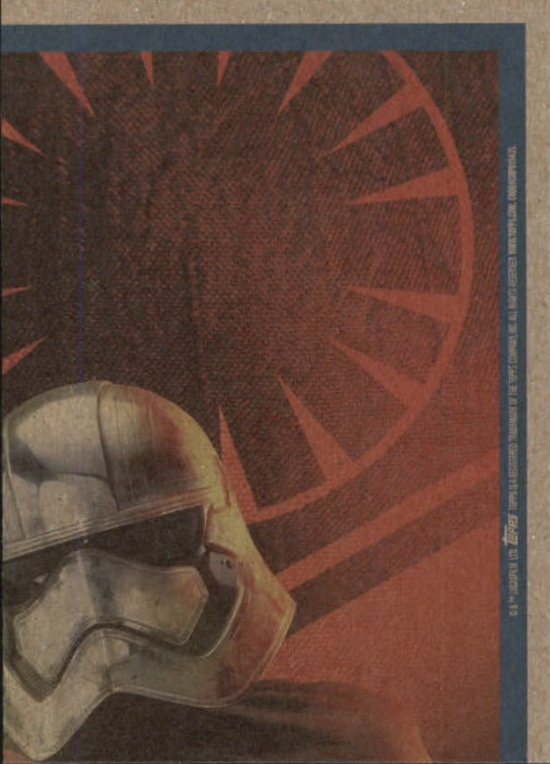 2015-Star-Wars-Journey-to-The-Force-Awakens-Trading-Card-Pick miniature 177