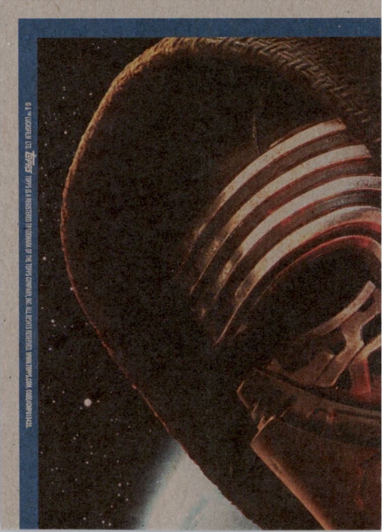 2015-Star-Wars-Journey-to-The-Force-Awakens-Trading-Card-Pick miniature 181
