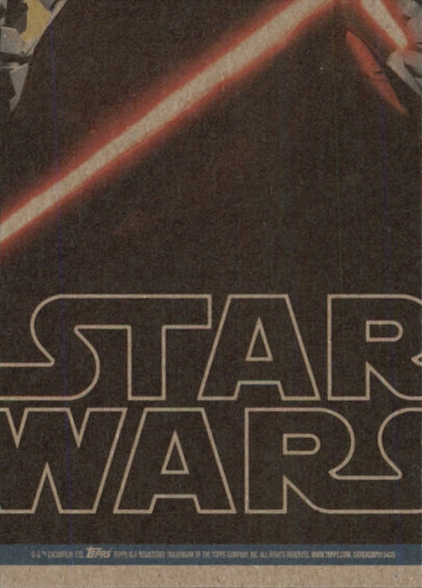 2015-Star-Wars-Journey-to-The-Force-Awakens-Trading-Card-Pick miniature 191