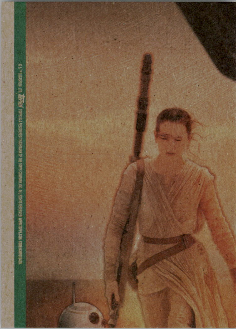 2015-Star-Wars-Journey-to-The-Force-Awakens-Trading-Card-Pick miniature 205
