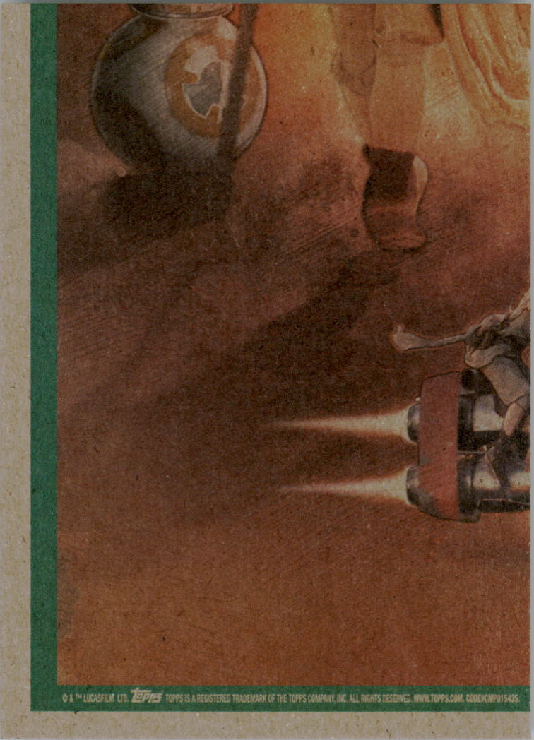 2015-Star-Wars-Journey-to-The-Force-Awakens-Trading-Card-Pick miniature 211