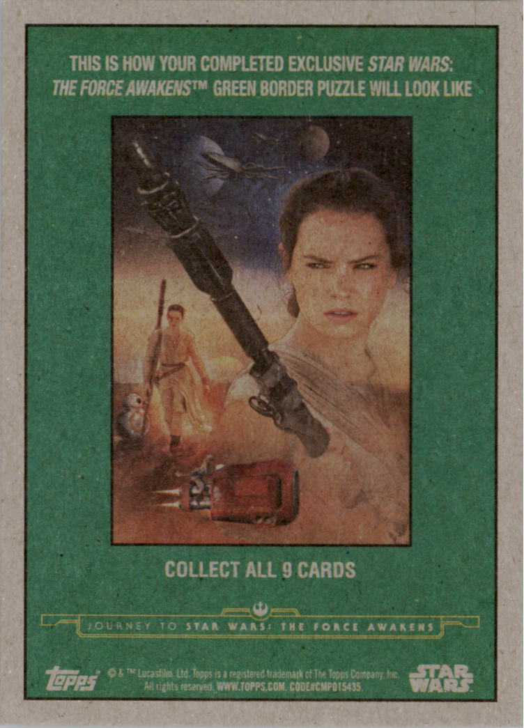2015-Star-Wars-Journey-to-The-Force-Awakens-Trading-Card-Pick miniature 213