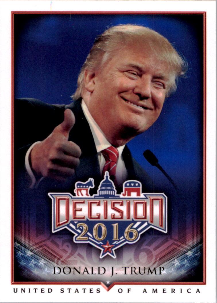 2016 Decision 2016 #6 Donald Trump