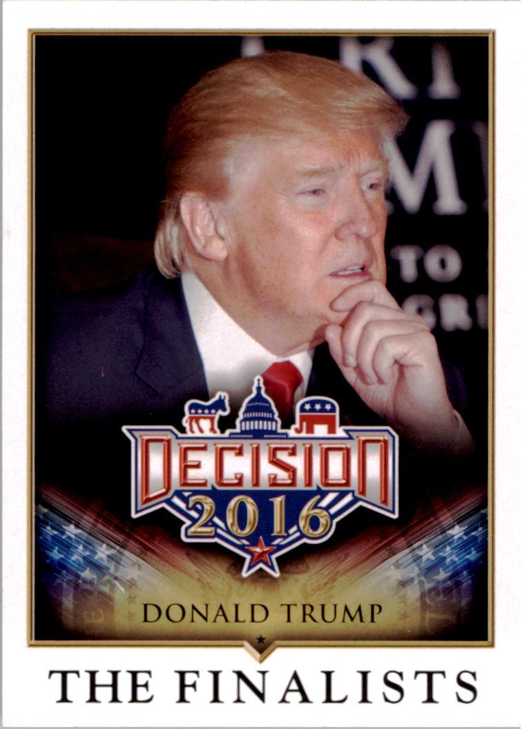 2016 Decision 2016 #81 Donald Trump