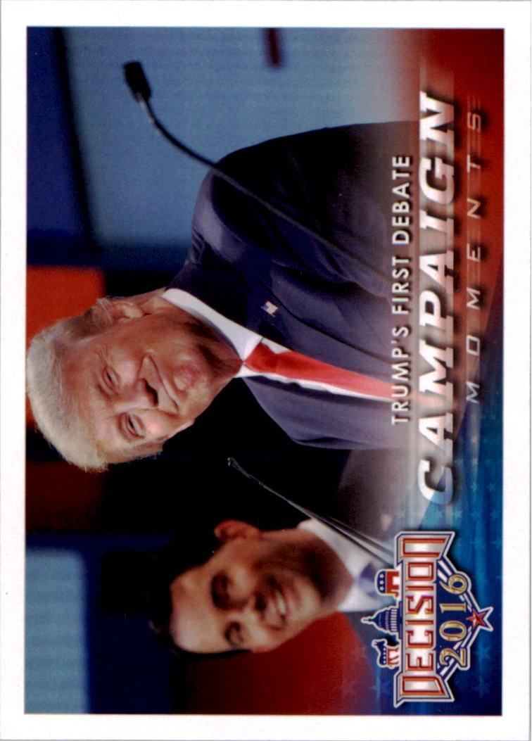 2016 Decision 2016 #92 Trump's First Debate