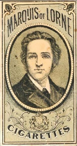 1879 N519 #N519 Marquis of Lorne