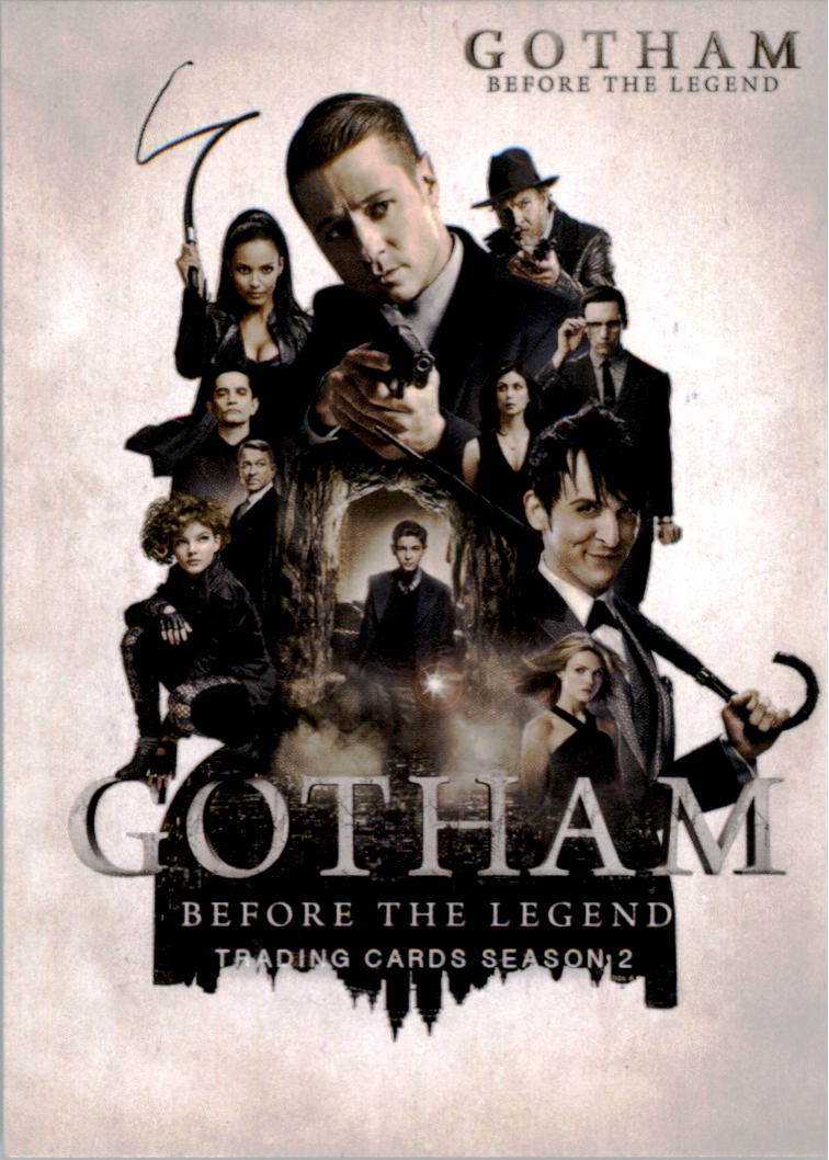 2017 Gotham Season Two #1 Title Card