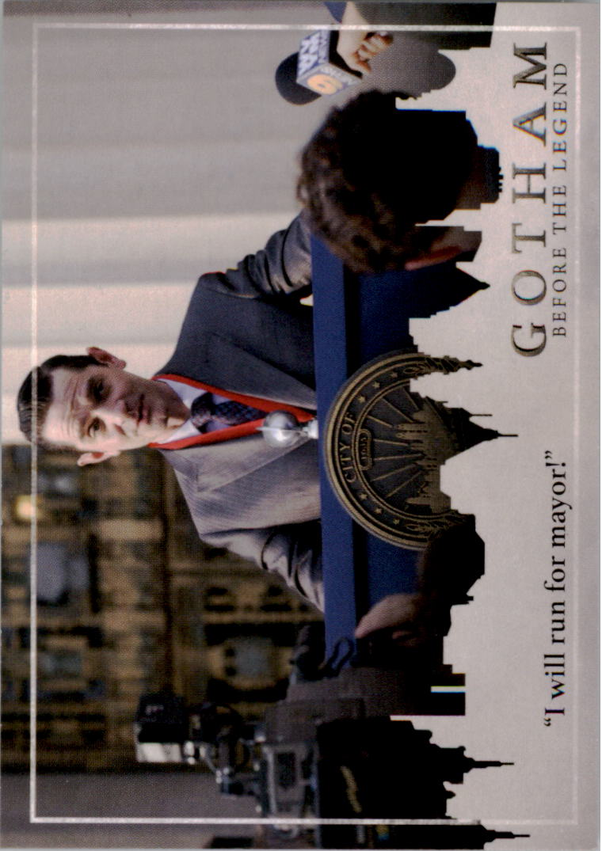 2017 Gotham Season Two #14 I will run for mayor!
