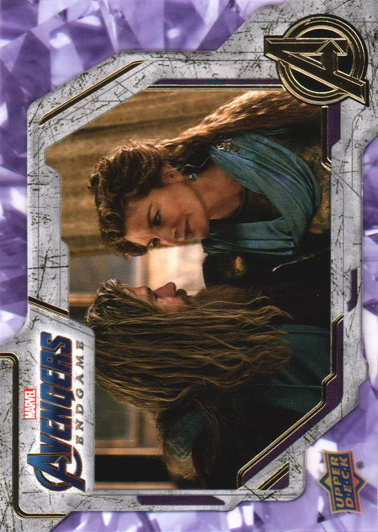 2020 avengers endgame and captain marvel trading cards 38