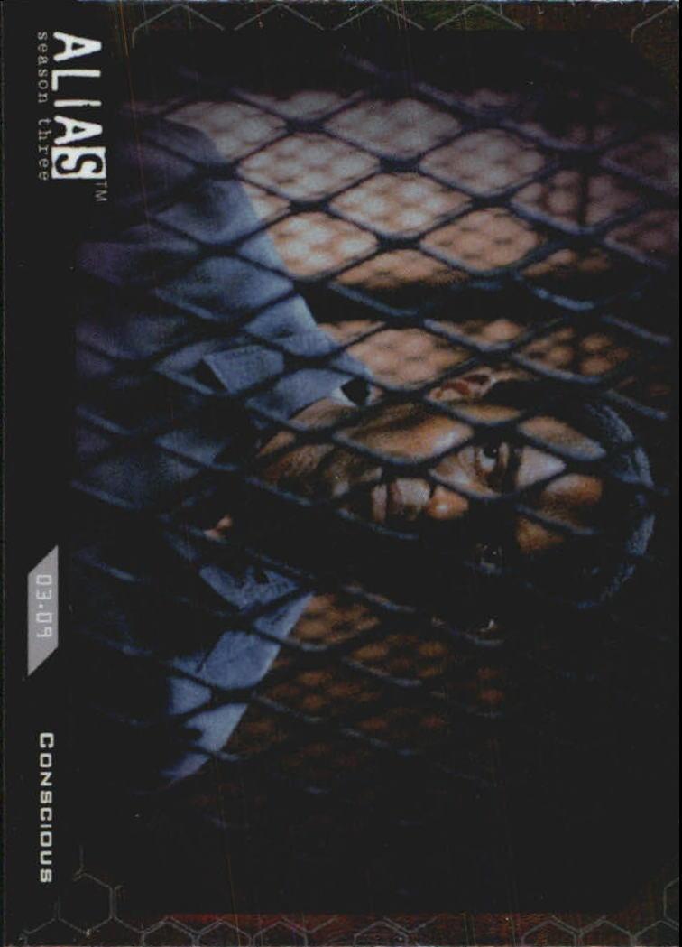 2004 Alias Season Three #18 Deal