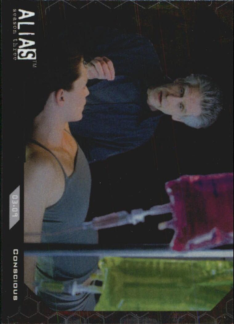2004 Alias Season Three #19 Memories