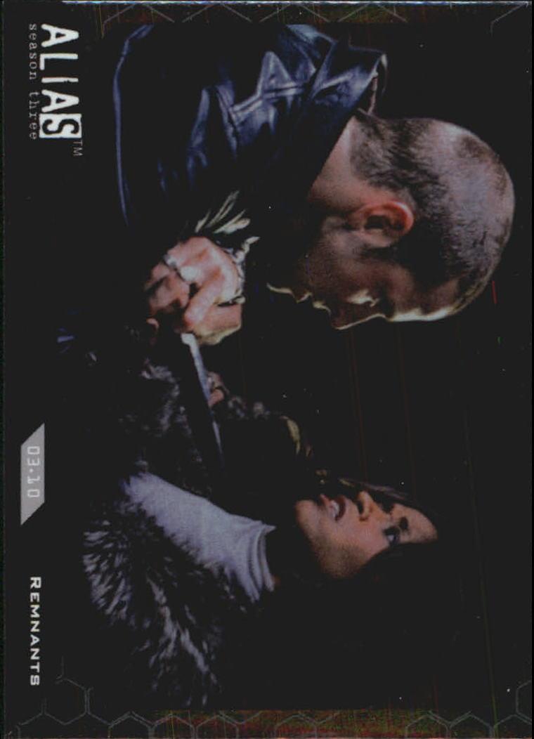 2004 Alias Season Three #21 Payback