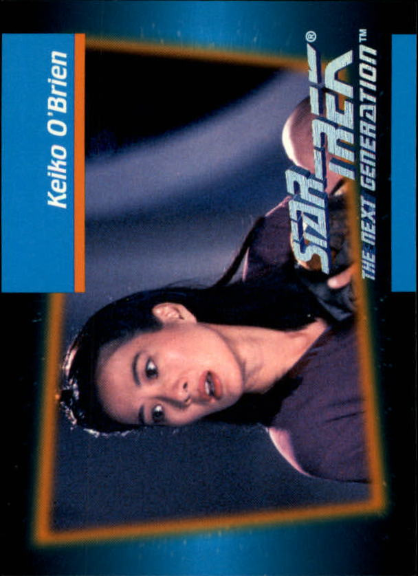 1992 Star Trek The Next Generation #14 Keiko O'Brien