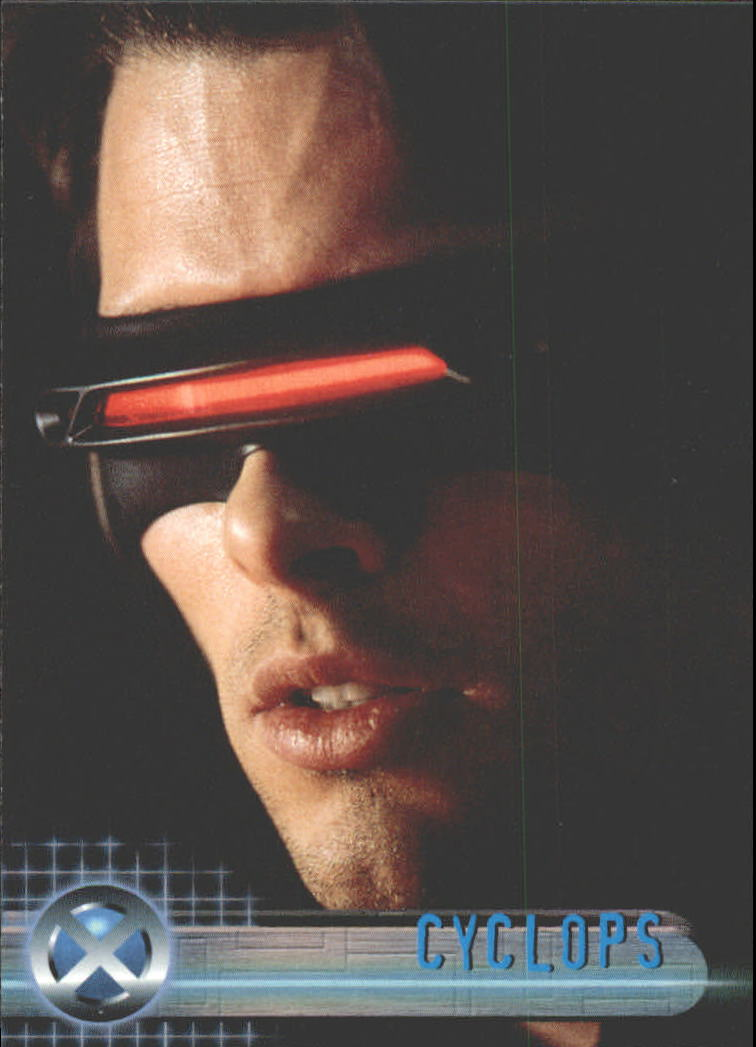 2000 X-Men Movie #5 Cyclops