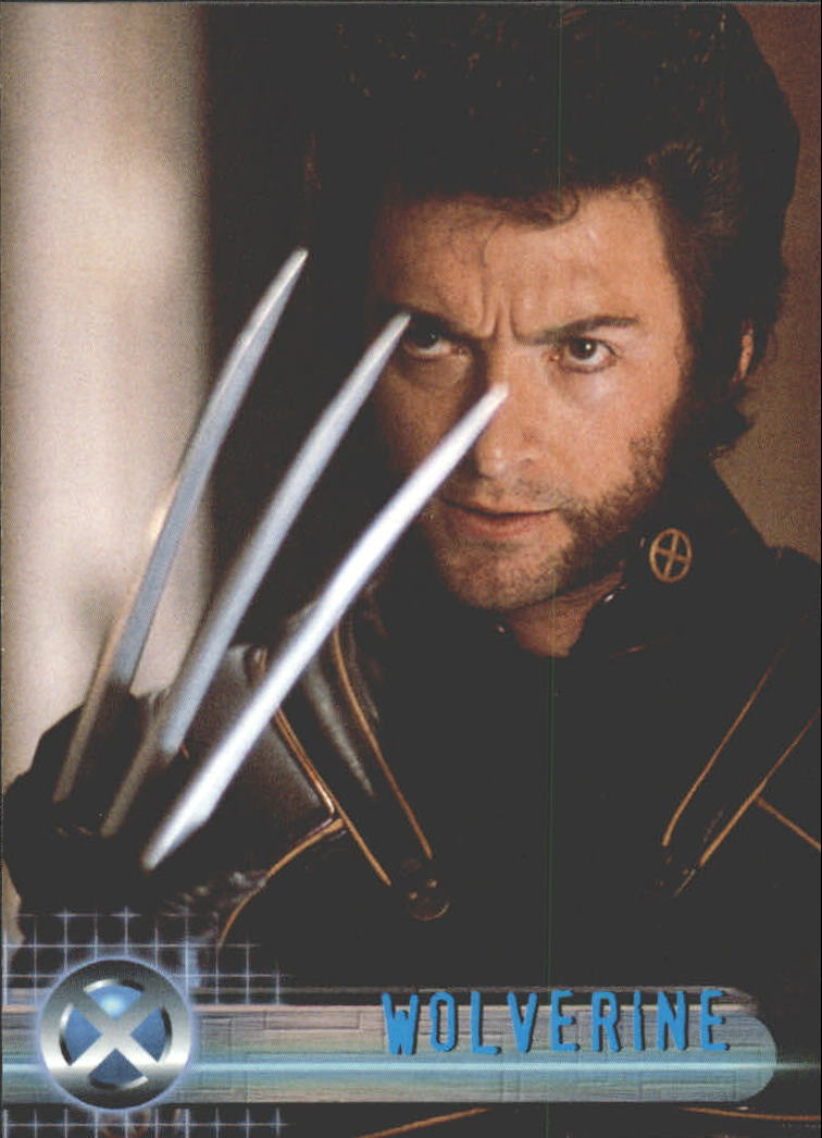 2000 X-Men Movie #6 Wolverine