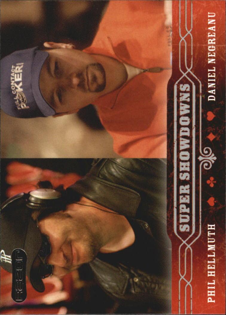 2006 Razor Poker #58 Phil Hellmuth/Daniel Negreanu