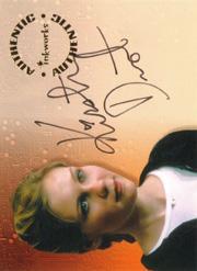 1998 Small Soldiers Autographs #A2 Kristen Dunst