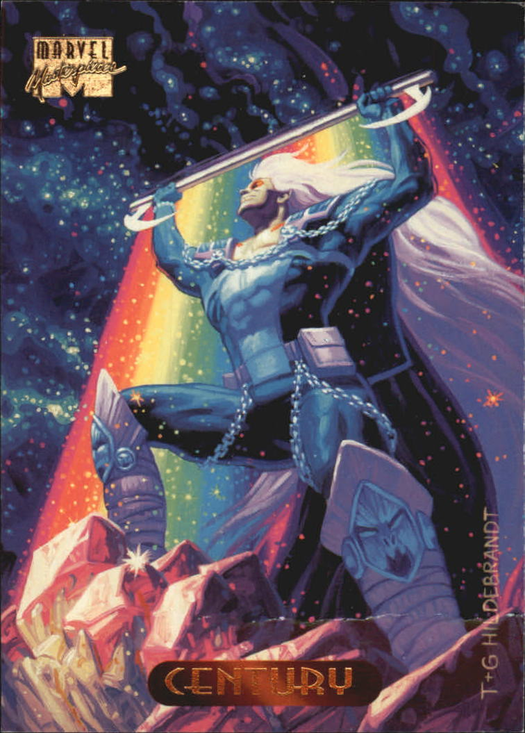 1994 Marvel Masterpieces #21 Century
