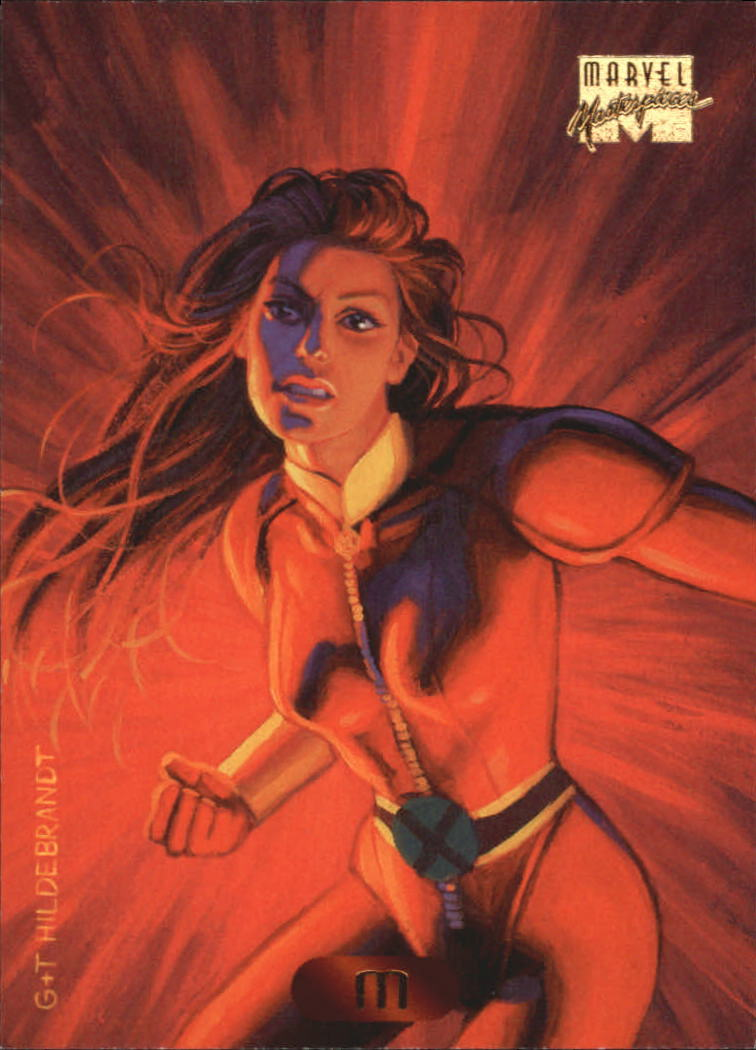 1994 Marvel Masterpieces #69 M