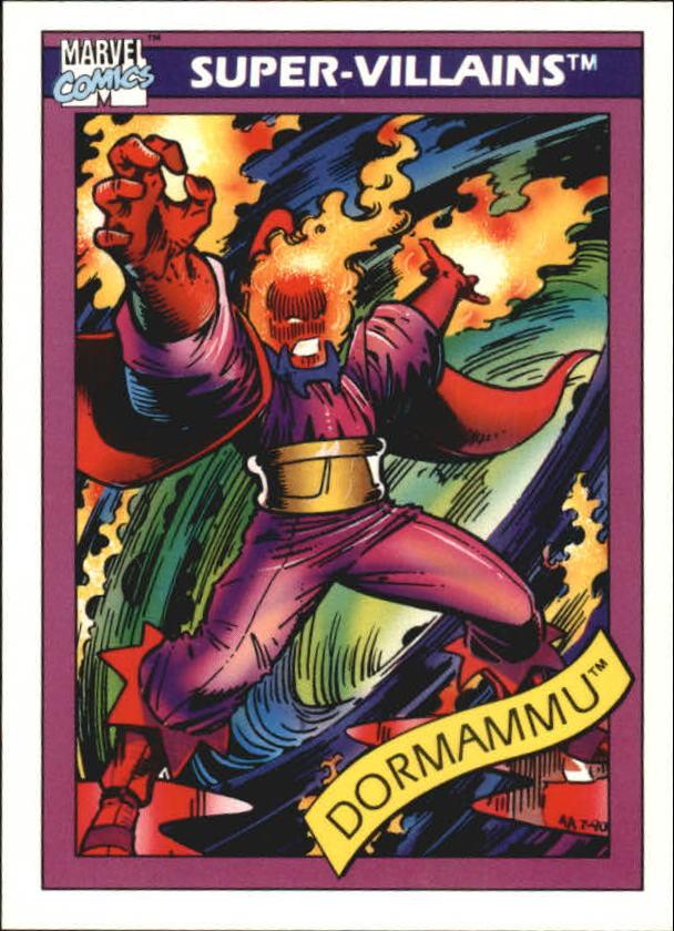 1990 Marvel Universe I #69 Dormammu