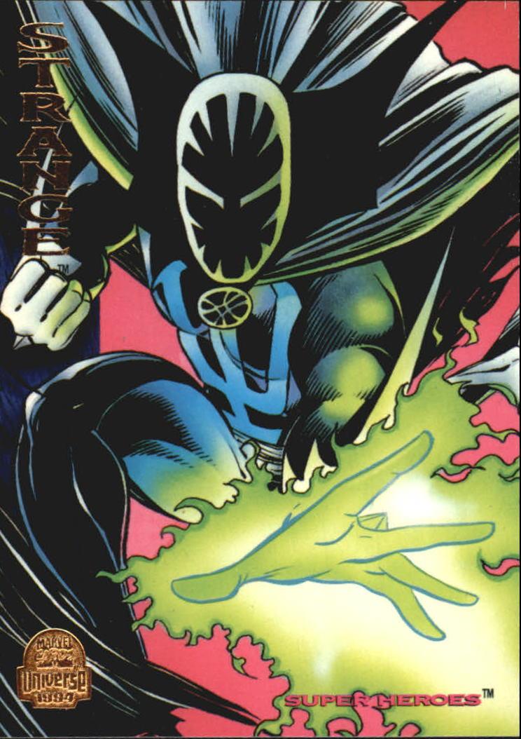 Doctor Strange #140 Marvel 2017 Panini Trading Card