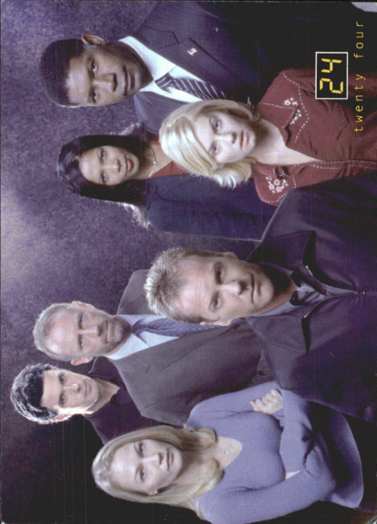 2003 24 Seasons One and Two #1 Introduction