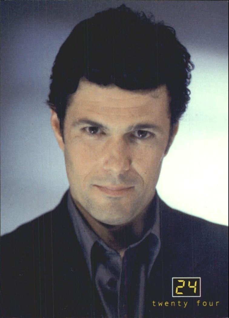 2003 24 Seasons One and Two #6 Tony Almeida