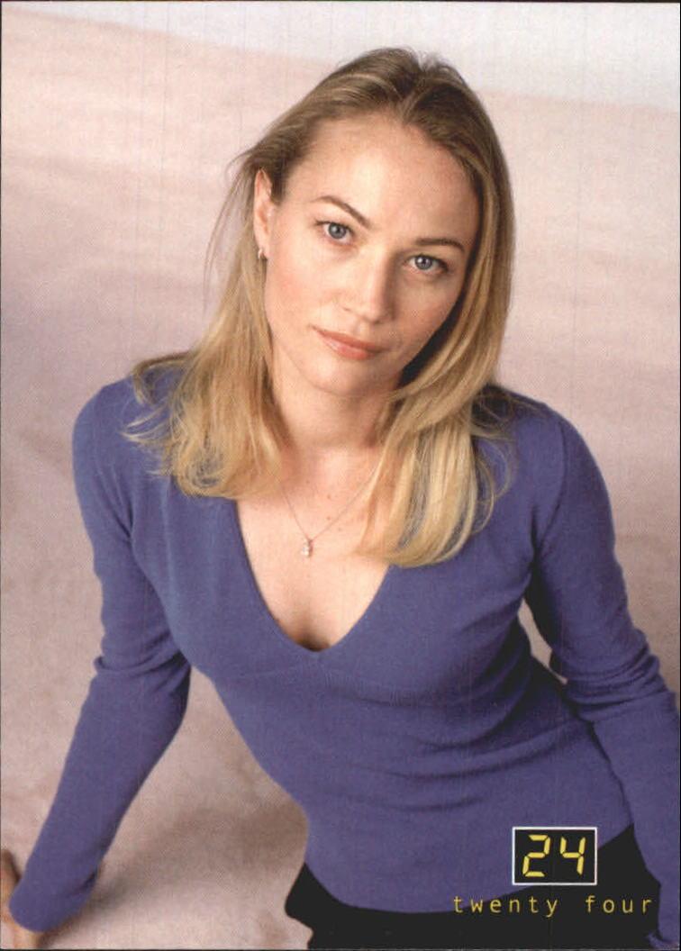 2003 24 Seasons One and Two #21 Kate Warner