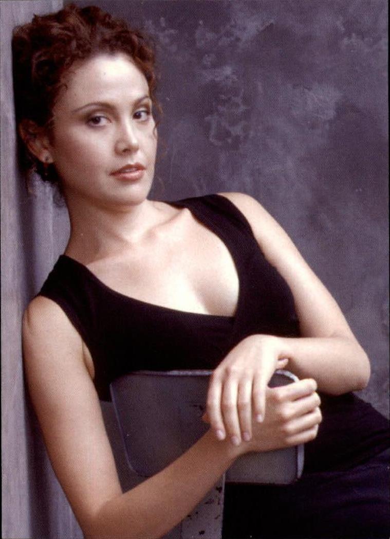 2005 24 Season Three #6 Michelle Dessler