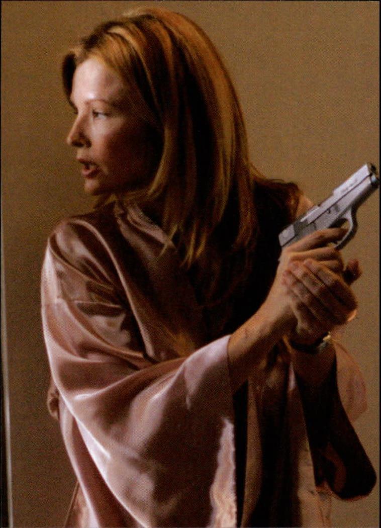 2005 24 Season Three #20 Diana White