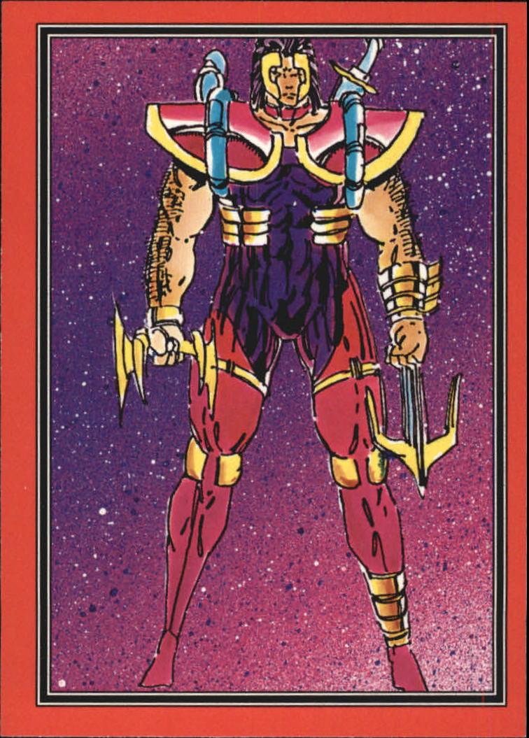 1992 Youngblood #80 Prophet
