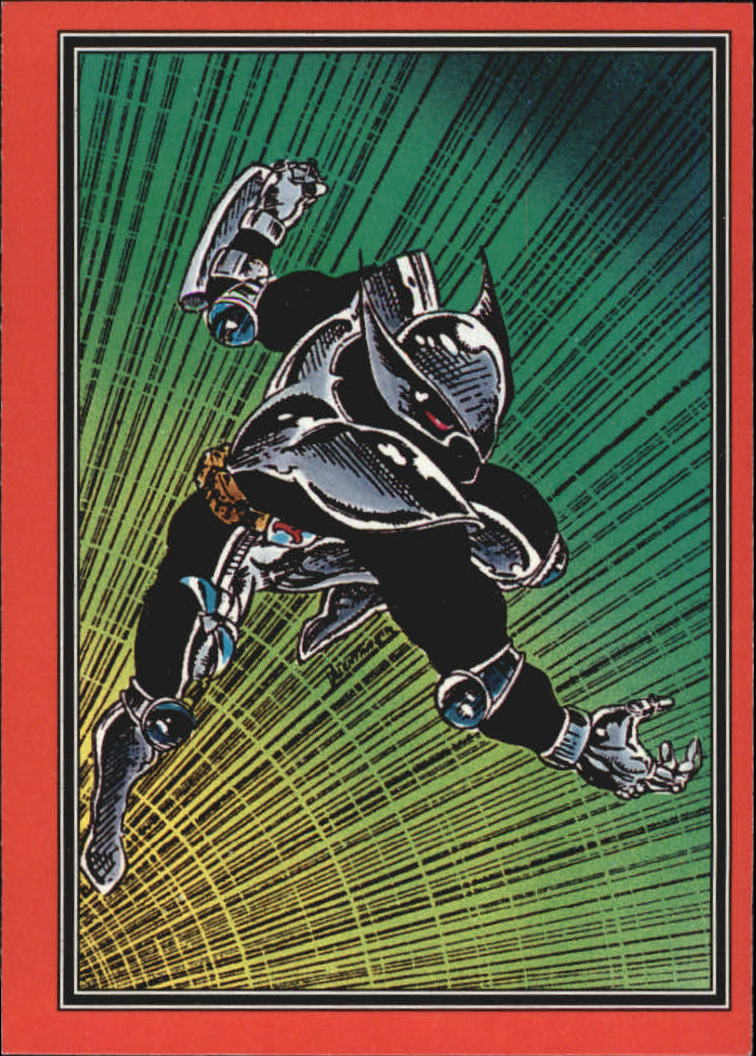 1992 Youngblood #89 Shadowhawk