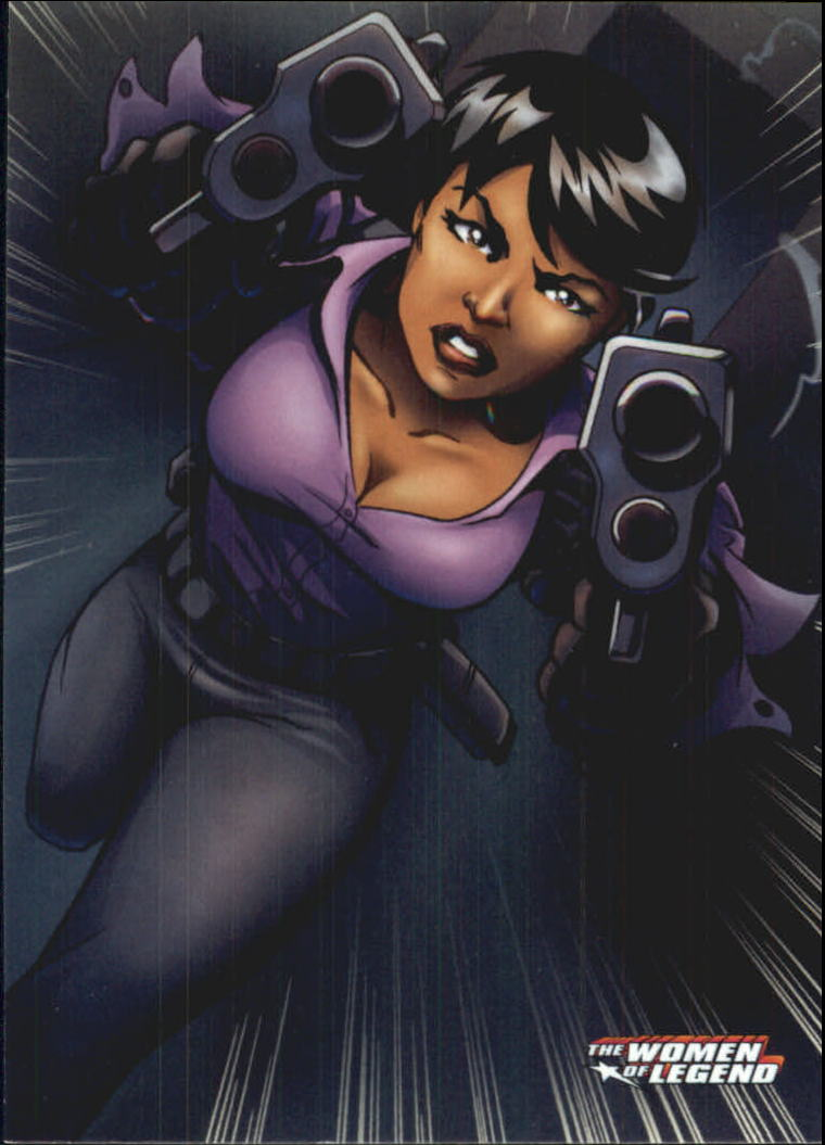 2013 DC Comics Women of Legend #3 Amanda Waller