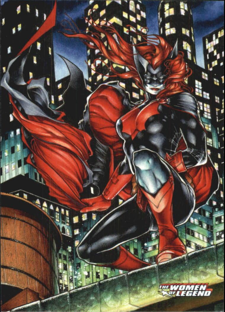 2013 DC Comics Women of Legend #7 Batwoman