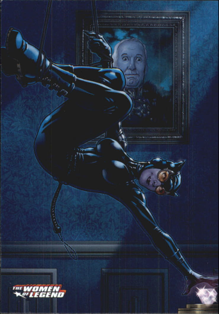 2013 DC Comics Women of Legend #10 Catwoman
