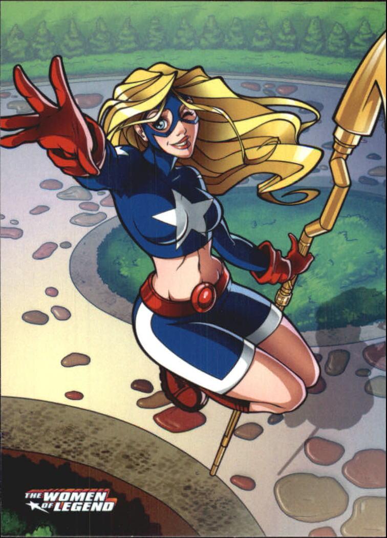 2013 DC Comics Women of Legend #13 Stargirl
