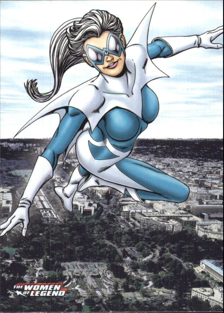 2013 DC Comics Women of Legend #14 Dove