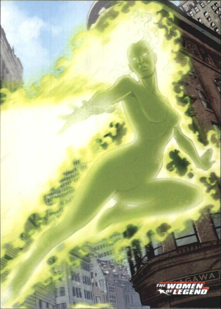 2013 DC Comics Women of Legend #16 Fire