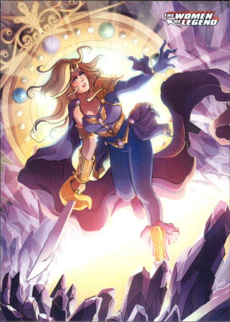 2013 DC Comics Women of Legend #23 Amethyst