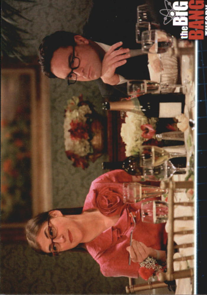 2013 The Big Bang Theory Season Five #10 Chicken Dance