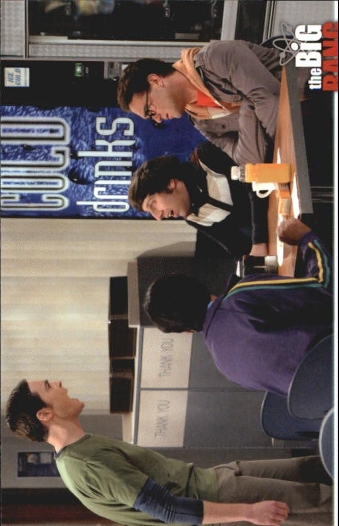 2013 The Big Bang Theory Season Five #25 Gal Pals