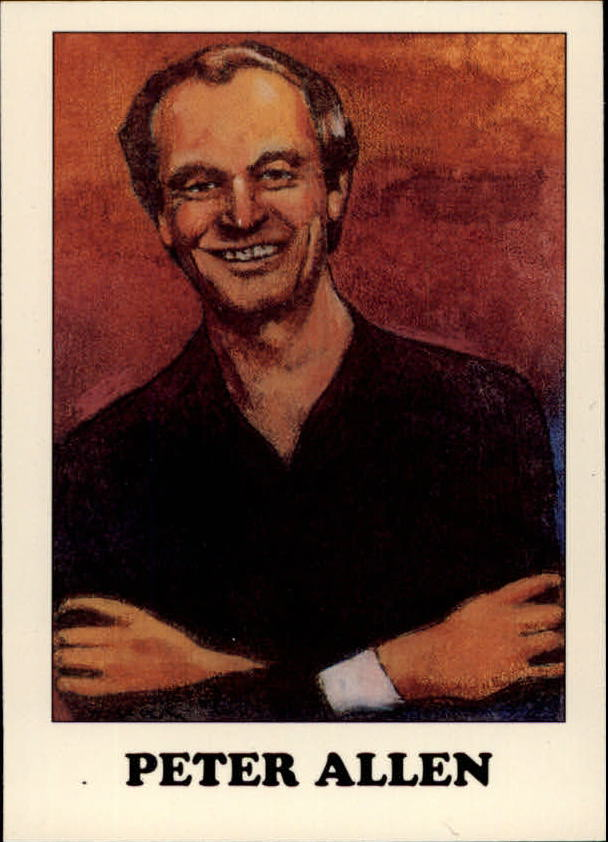 1993 AIDS Awareness #1 Peter Allen