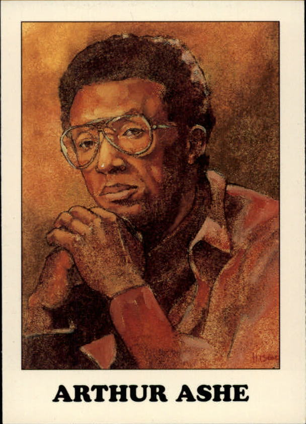 1993 AIDS Awareness #2 Arthur Ashe
