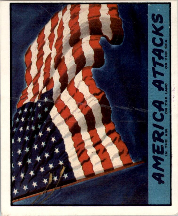 1983 America Attacks #NNO America Attacks