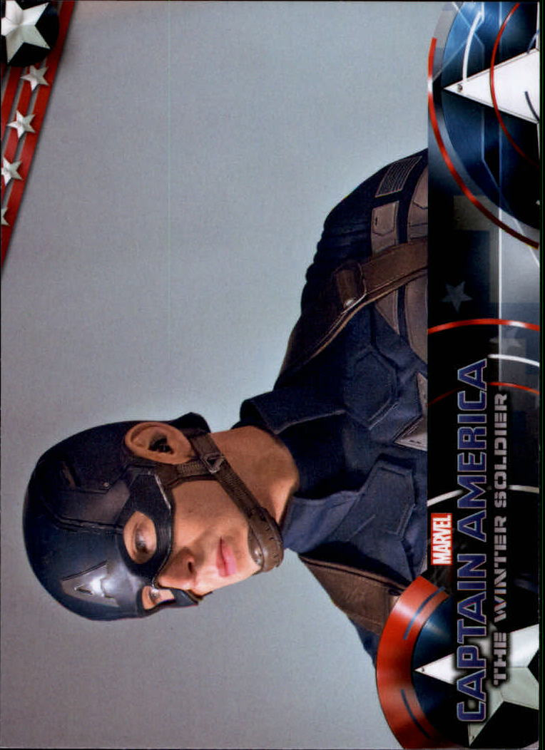 2014 Captain America The Winter Soldier #8 Steve Rogers, the Super Soldier, prepares to lead
