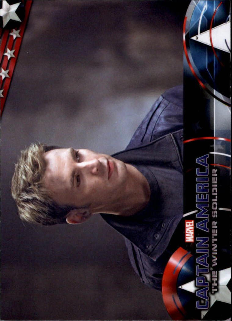 2014 Captain America The Winter Soldier #68 Steve Rogers is upset that his old childhood frien