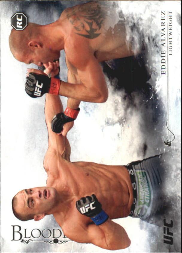 2014 Topps UFC Bloodlines #3 Eddie Alvarez