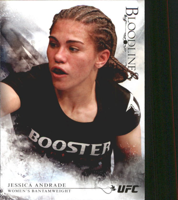 2014 Topps UFC Bloodlines #6 Jessica Andrade